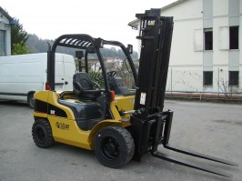 CAT DP30N - 1 - SL 157